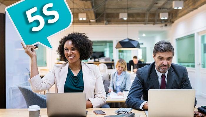 Metodologia 5S: como aumentar a produtividade e o engajamento em sua empresa